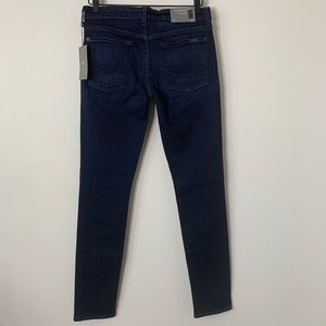 7 For All Mankind Roxanne Classic Skinny Jeans 046